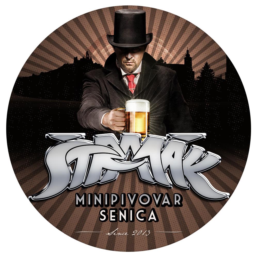 Nové pivní tácky pro Štramáka ze Senice