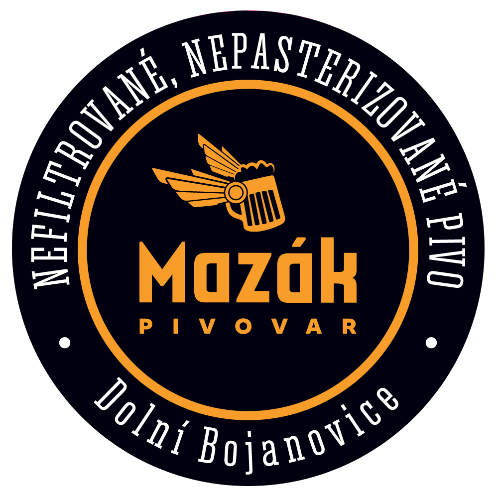 Pivní tácky pro Pivovar Mazák, zdravíme do Bojanovic