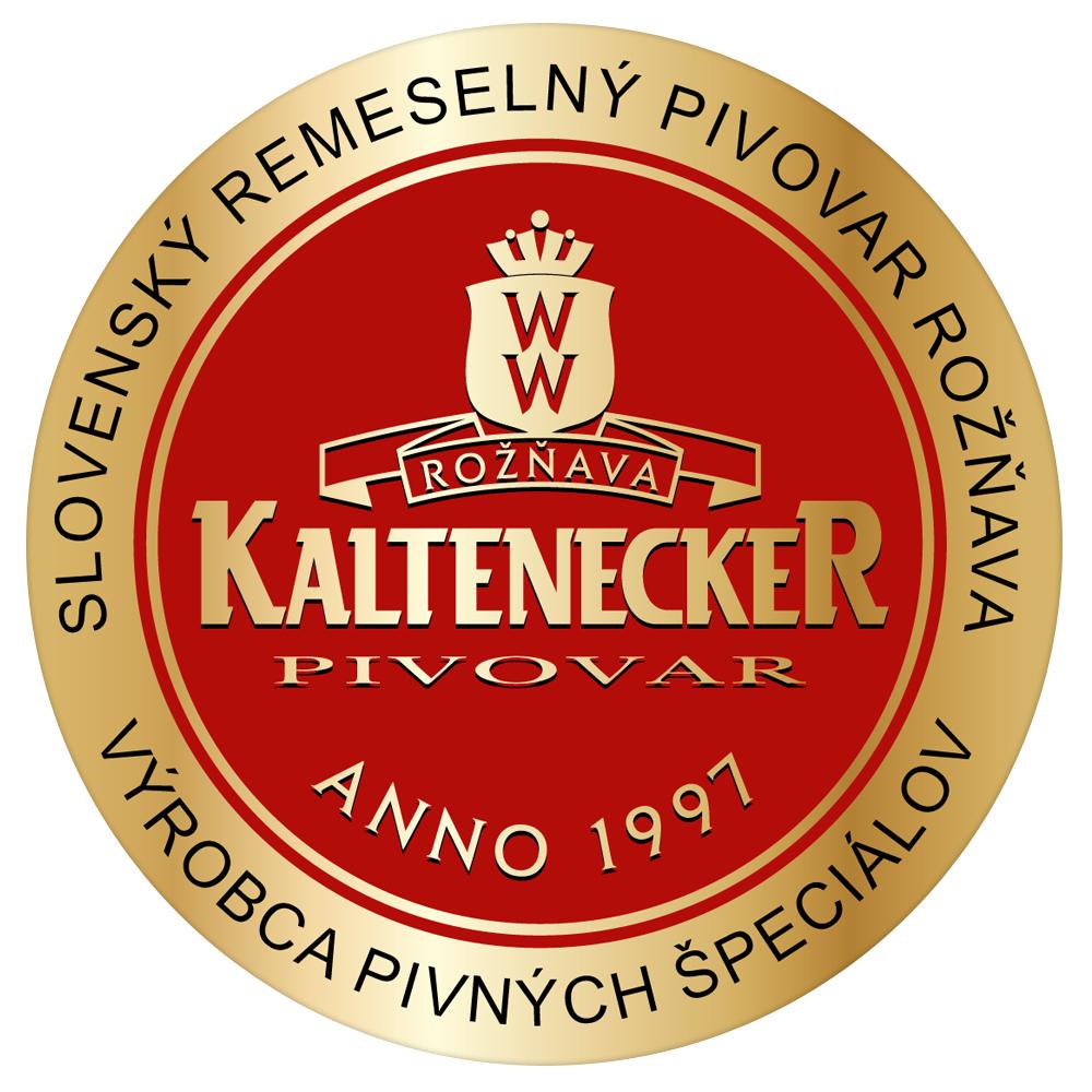 Pivní tácky pro rožňavský Kaltenecker