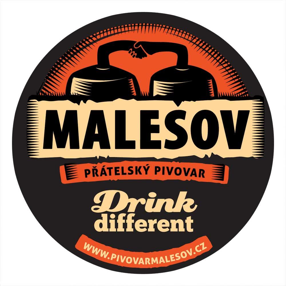 Pivní tácky pro Pivovar Malešov
