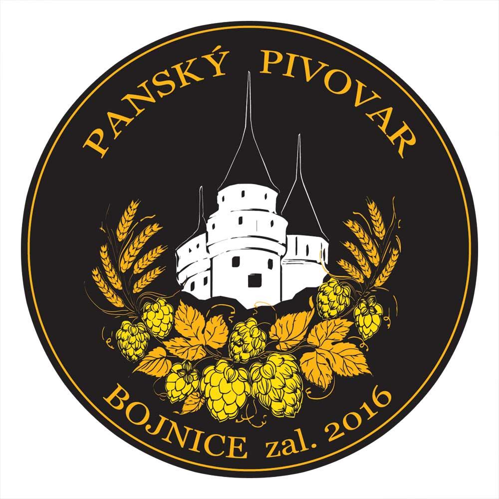 Pivní tácky pro Panský pivovar